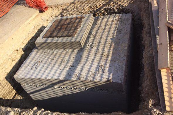 Gradbena dela pri gradnji, obnovi, dograditvi elektro kanalizacij